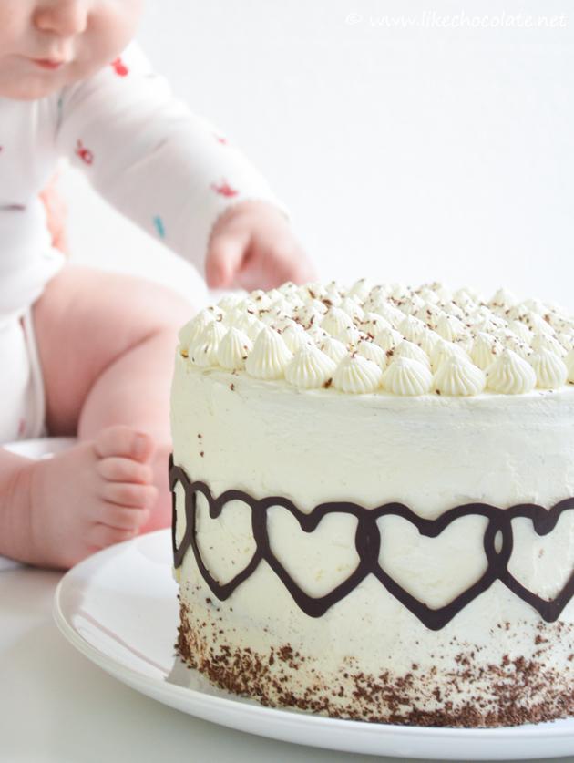 Neva i torta
