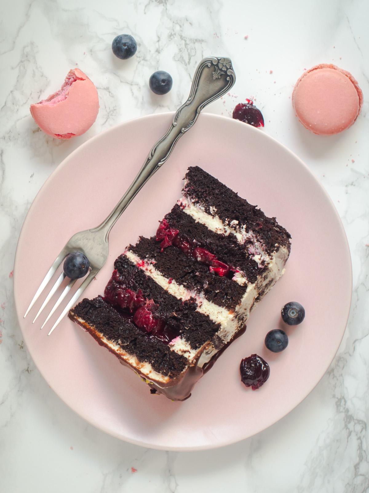 torta od visanja i bijele cokolade (5)